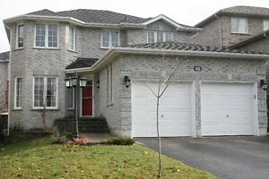Desirable neighborhood and location-Gorgeous 2 storey house
