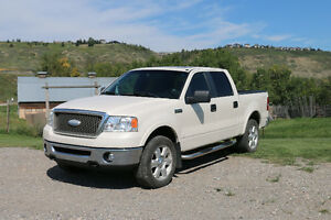 2007 Ford F-150 Lariat SuperCrew Loaded