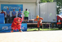 Lion Dance Team looking for new members