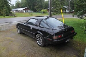 RX7:  A Classic Mazda from 1981 ... in North Bay