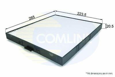 FOR KIA SEDONA I 2.9 L COMLINE ENGINE CABIN / POLLEN FILTER EKF224