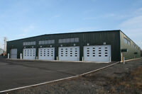WE HAVE YOUR STEEL BUILDING….......... GET READY FOR SPRING