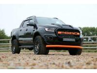 2021 Ford Ranger Brand New 21 plate Bi turbo Ranger raptor in stock now choice