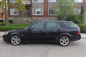 2006 Saab 9-5 turbo Sport Combi Hatchback