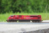 Locomotive Kato Canadian Pacific 9138 EMD SD90 avec décodeur son