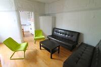 Appartement 5 chambres - Clarck/Villeneuve - PLATEAU
