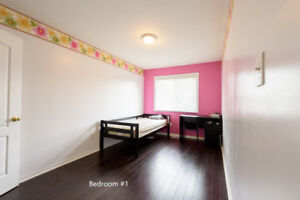2 Bedrooms($650/each room ) for rent in West Mountain Hamilton