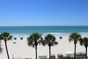 Indian Shores 3 Bedroom Beachfront Condo