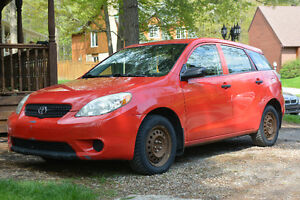 2005 Toyota Matrix | Negociable