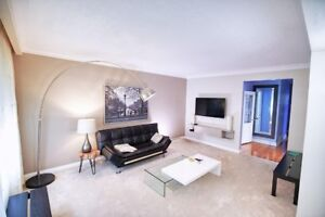 FURNISHED DETACHED HOME IN CENTRAL TORONTO [Cable&Internet Inc]