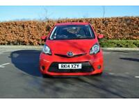 2014 TOYOTA AYGO Toyota Aygo 1.0 Move 5dr MMT [Portable Navigation] Auto