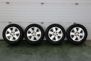 Genuine TOYOTA Alloy Wheels with TOYO Tires