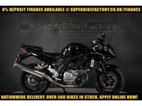 2014 64 SUZUKI SV650S L2 650CC 0% DEPOSIT FINANCE AVAILABLE