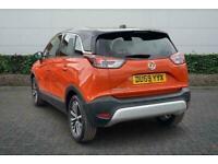 2019 Vauxhall CROSSLAND X 1.2 [83] Elite 5dr Hatchback Manual Hatchback Petrol M