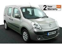 2010(10) RENAULT KANGOO 1.5 DCi I-MUSIC SPECIAL EDITION WHEELCHAIR ACCESSIBLE