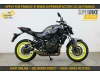 2017 17 YAMAHA MT-07 ABS - PART EX YOUR BIKE