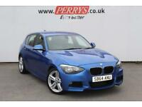 2014 BMW 1 SERIES 116d M Sport 5dr