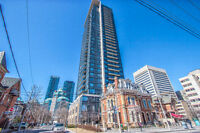 Luxury 1BD Suite in Downtown1 step away from Sherbourne Station