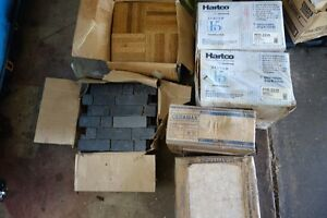 Quality Left over flooring tiles and parquet. $25
