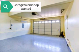 Looking for garage/workshop space to rent