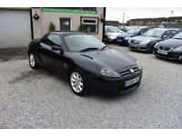 MG/ MGF TF 1.6 115 WITH HARDTOP COUPE 2004 MODEL
