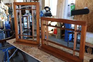 Two Vanity Mirrors, Sold TOGETHER