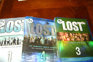 """FIRST  SEASON OF """"LOST"""""""