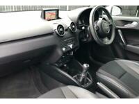 2018 Audi A1 S line Nav 1.4 TFSI 125 PS 6-speed Hatchback Petrol Manual