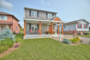 Beautifully Updated 3 Bedroom Welland Home!