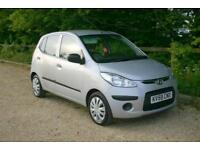 Only done 52698 Miles HYUNDAI I10 CATS CLASSIC with SERVICE HISTORY and NEW MOT