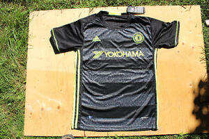 kids soccer jerseys Euro Clubs, personalize gift - kids name on Belleville Belleville Area image 8