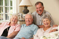 Cleaning Service for Seniors and Retired People
