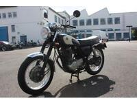YAMAHA SR 400 1JR, 1997, BLUE, , RARE JDM IMPORT RARE BIKE SOUGHT AFTER CLASSIC