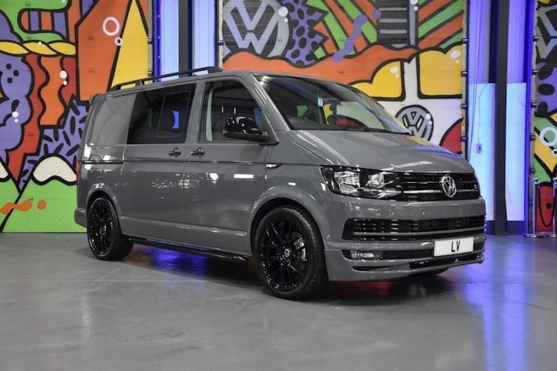 New Vw Transporter T6 T30 Swb 2 0tdi 150ps Dsg Kombi Lv