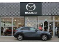 2020 Mazda CX-30 2.0 Skyactiv-G MHEV Sport Lux 5dr Auto Hatchback Hatchback Petr