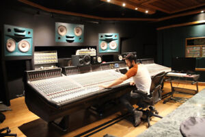 Mixing (professional quality mixing online) send me your tracks