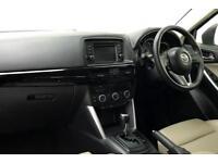 2012 Mazda CX-5 2.2d [175] Sport Nav 5dr AWD Auto Diesel blue Automatic