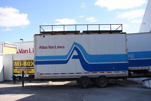 PROFESSIONAL MOVING TRAILER FOR SALE