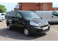 2016 Citroen Dispatch 1000 1.6 HDi 90 H1 Van Enterprise Diesel black Manual