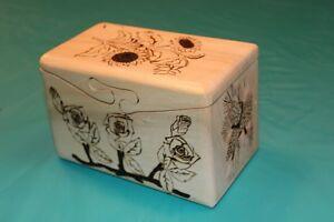 coffre casse-tête/puzzle box