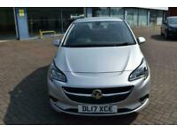 2017 Vauxhall Corsa 1.4 5dr SRI VX-Line Ecoflex Hatchback Petrol Manual