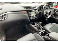 2019 Nissan Qashqai 1.3 DiG-T Tekna 5dr Manual Hatchback Petrol Manual