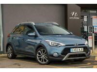 2016 Hyundai i20 1.0 T-GDi Active (ISG) (100ps) 5 Door Hatchback Petrol Manual