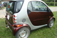 2006 Smart Fortwo coup Coupe (2 door)