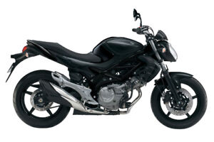 2013 Suzuki SFV 650 Gladius 6 Speed (lowered 1.5 inches) ABS
