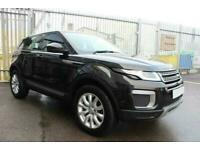 2015 BLACK RANGE ROVER EVOQUE 2.0 ED4 150 SE CAR FINANCE FR £273 PCM