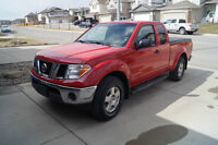 2007 Nissan Frontier SE King Cab Pickup Truck