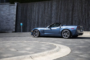 2011 Chevrolet Corvette 3LT Grand Sport