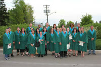 Free evening GED classes in Oromocto - registration open now