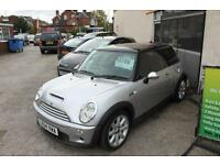 Very High Spec Mini 1.6I 16V COOPER S (Supercharged) With Full Service History